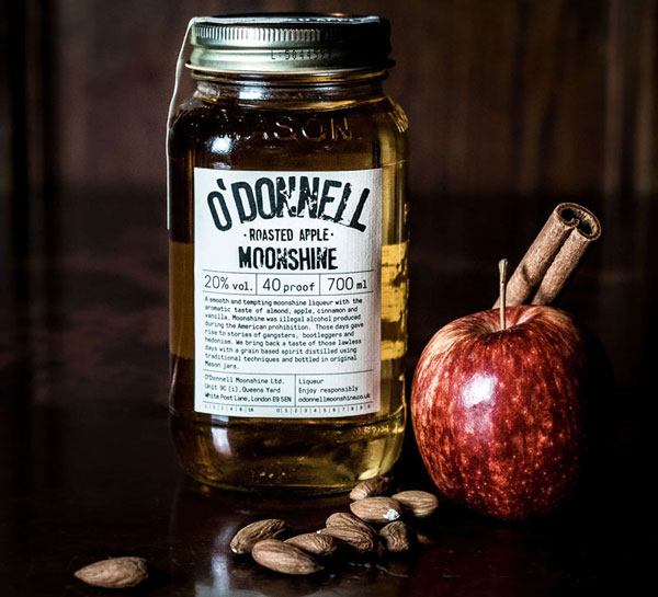 Roasted Apple O'Donnell