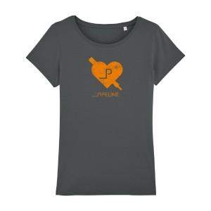 T-Shirt Heart pour femme