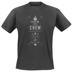 T-Shirt PIPELINE Crew