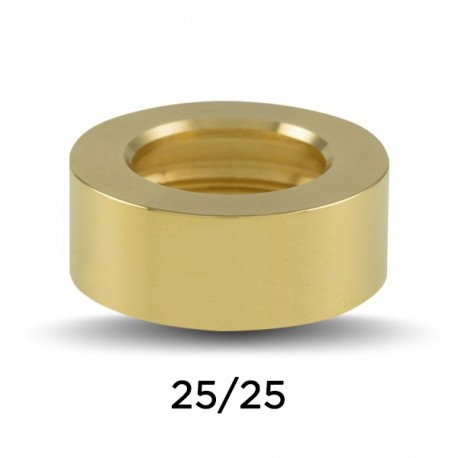 Cône d'adaptation brass PIPELINE PRO Twenty5