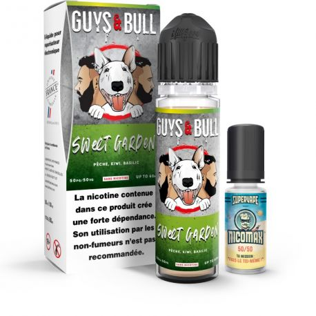 Guys & Bull Sweet Garden + 1 Booster