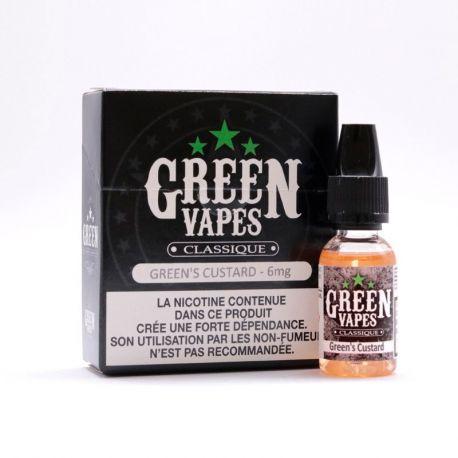 Green's custard