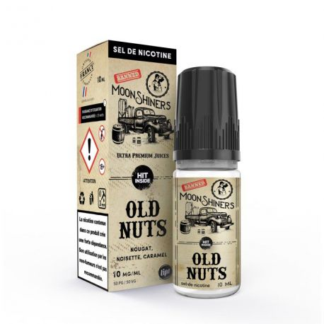 Old Nuts 10ml Sel de Nicotine