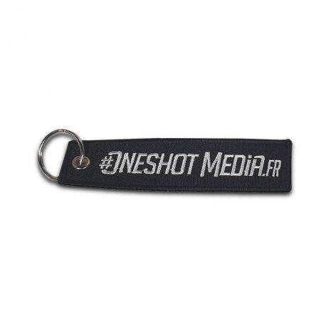 Porte-Clés OneShot Media