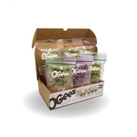 OGeez Krunch 6 Pack