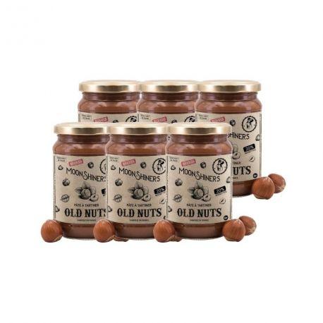 Pack 6 pots de pâte à tartiner Old Nuts