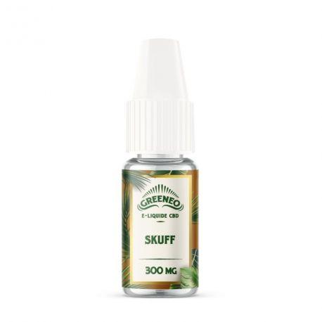 E-liquide CBD Skuff Greeneo