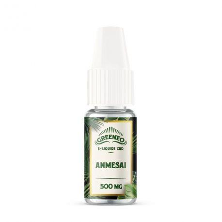 E-liquide CBD Anmesai Greeneo