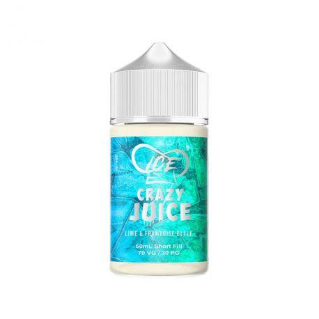 Ice Lime et Framboise Bleue Mukk Mukk
