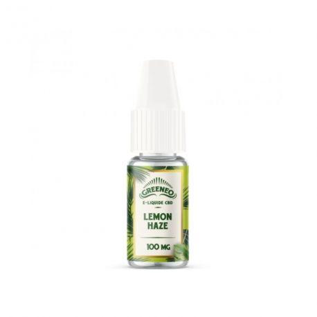 E-liquide CBD Lemon Haze Greeneo