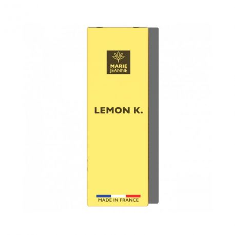 E-liquide CBD Lemon Kush Marie Jeanne