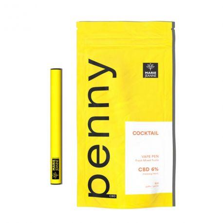 Pod CBD Vape Pen Penny Cocktail