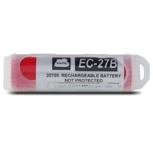 Accu Enercig EC 27B 20700 4000 mAh 15A