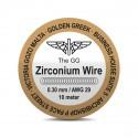 Fil résistif Zirconium Golden Greek (10m)
