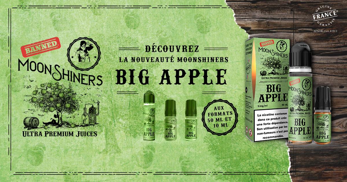 PAT old nuts et big Apple