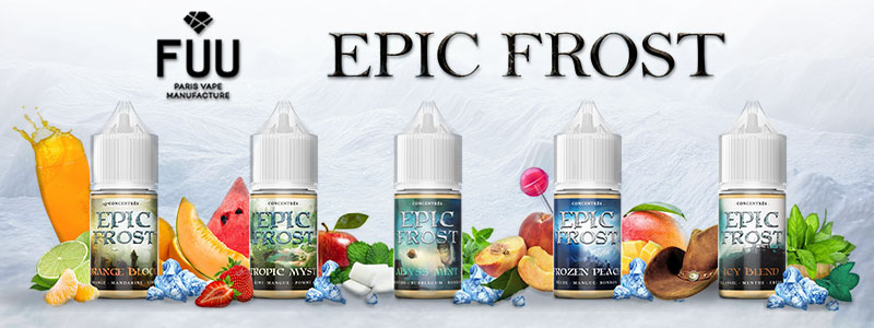 Arômes Epic Frost