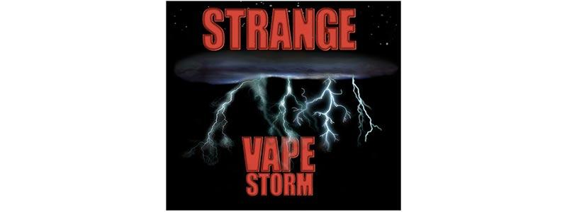 Arômes Strange Vape