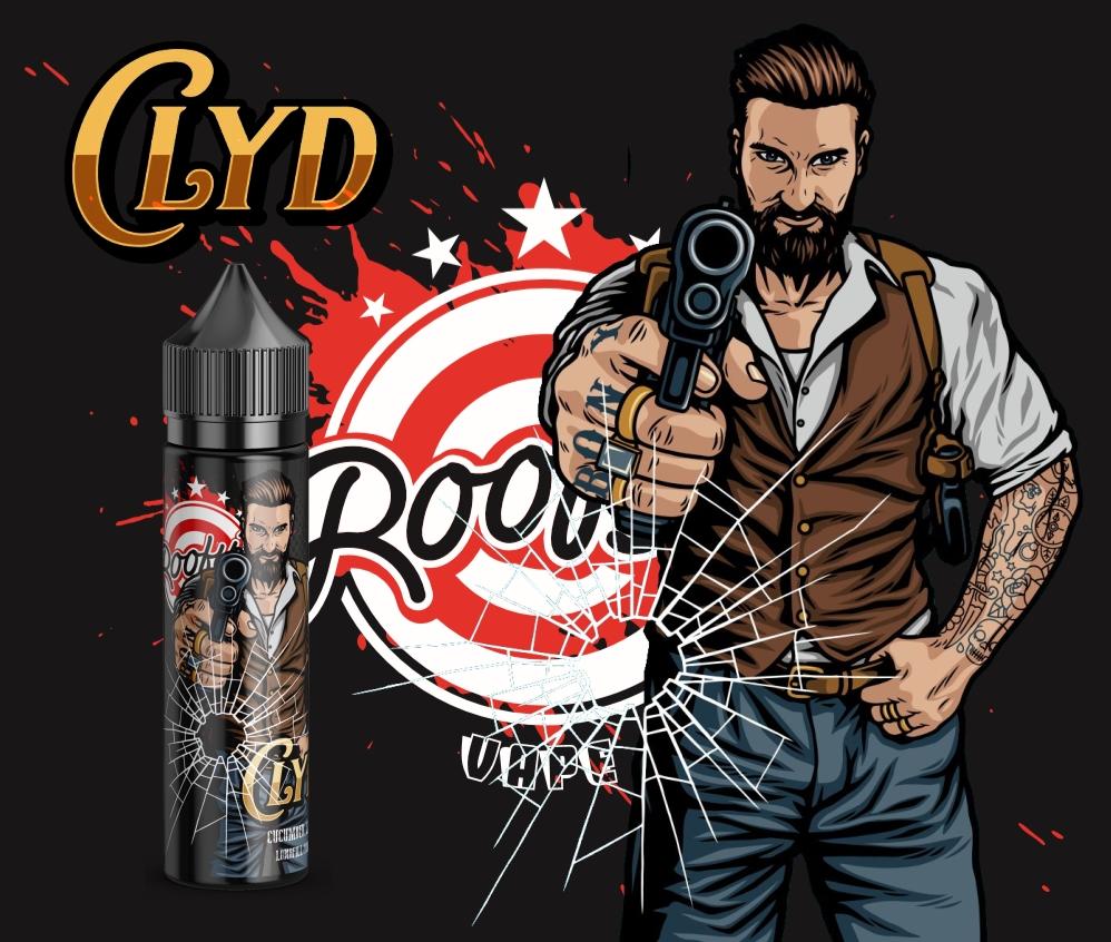 E-liquide Roofy's Clyd