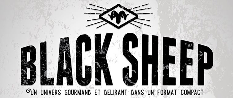E liquide Black Sheep