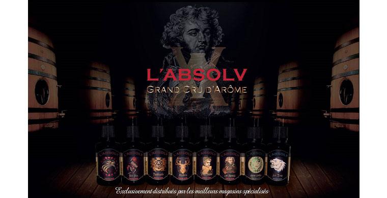 E-liquides Vape Cellar Absolu