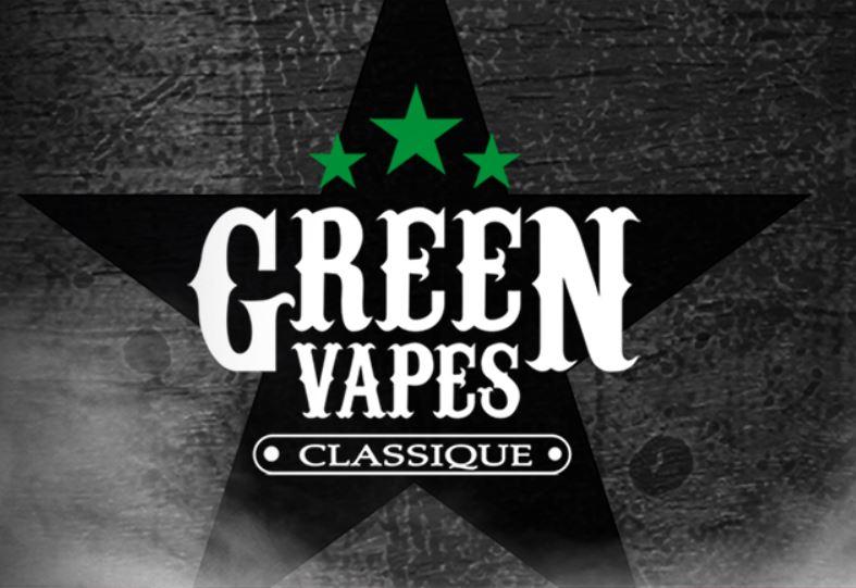 E liquide Green Vapes Classique