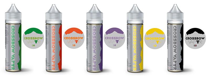 E-liquide Crossbow Vapor