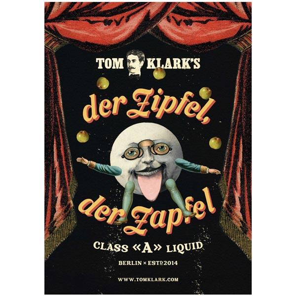 E liquide Der Zipfel Der Zapfel Tom Klark's