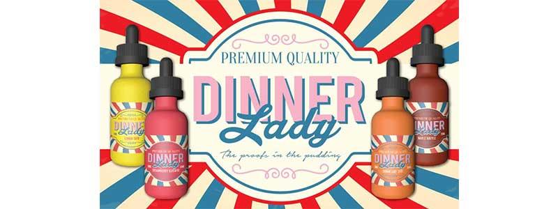E-liquide Dinner Lady