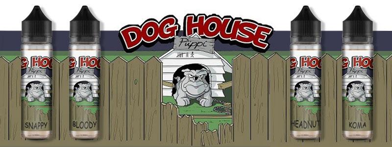 E-liquide Dog House