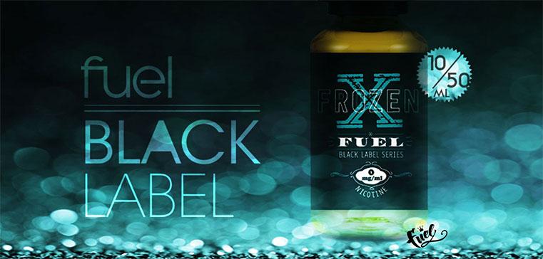 E-liquide FUEL Black