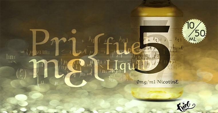 E-liquide FUEL Prime