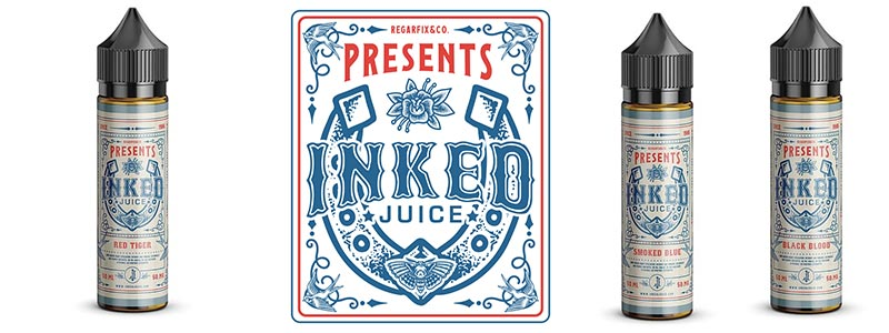 E-liquide Inked Juice