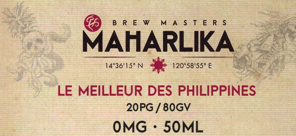E liquide Maharlika