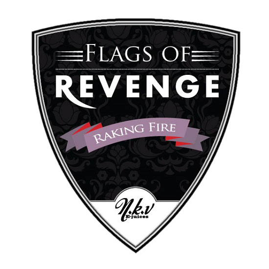 E-liquide NKV Flags Of Revenge