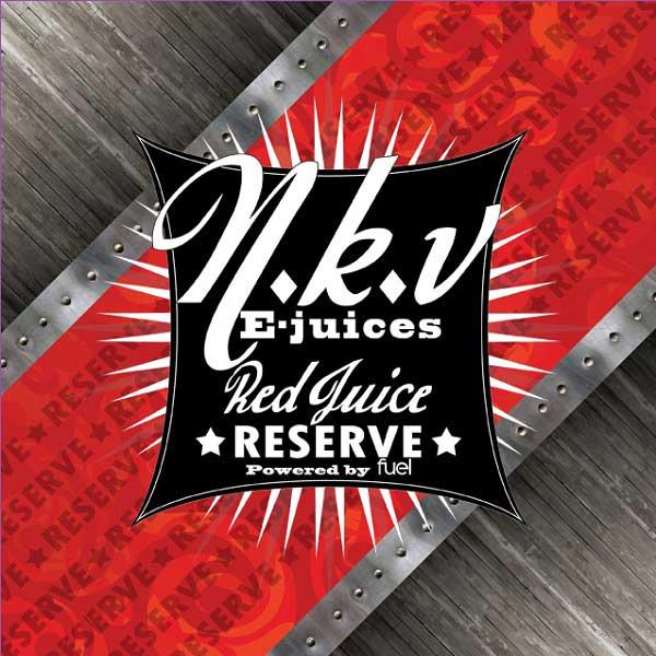 E liquide NKV Red Reserve