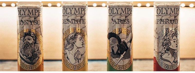 E-liquide Olympe Prestige Juice