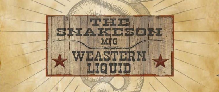E liquide western liquid