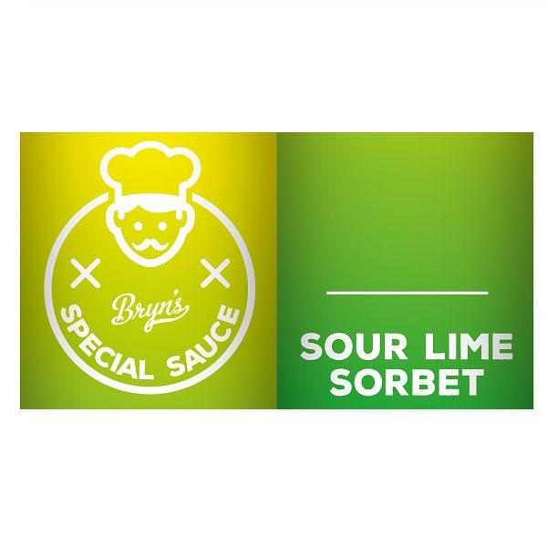 E liquide Sour Lime Sorbet