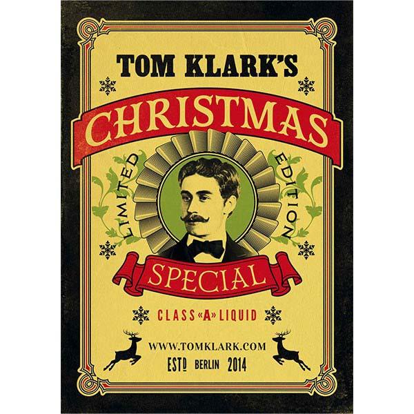 E liquide Christmas Tom Klark's