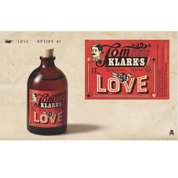 E liquide Love Tom Klark's