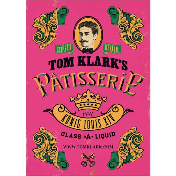 E liquide Pâtisserie Tom Klark's