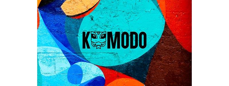 E-liquide Komodo