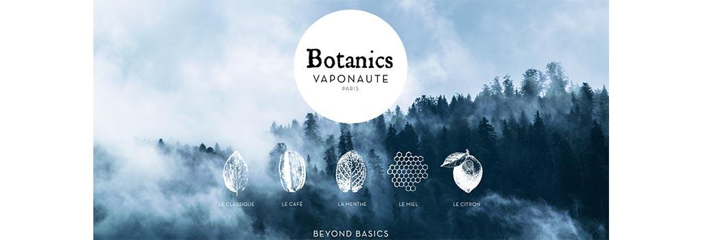 E-liquide Vaponaute Botanics