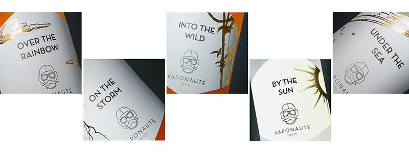 E-liquide Vaponaute E-Voyages