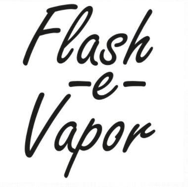 logo flash e vapor
