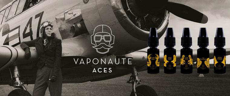 Vaponaute Aces